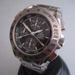 Omega Speedmaster Rattrapante 3540.50.00. Pic by A.