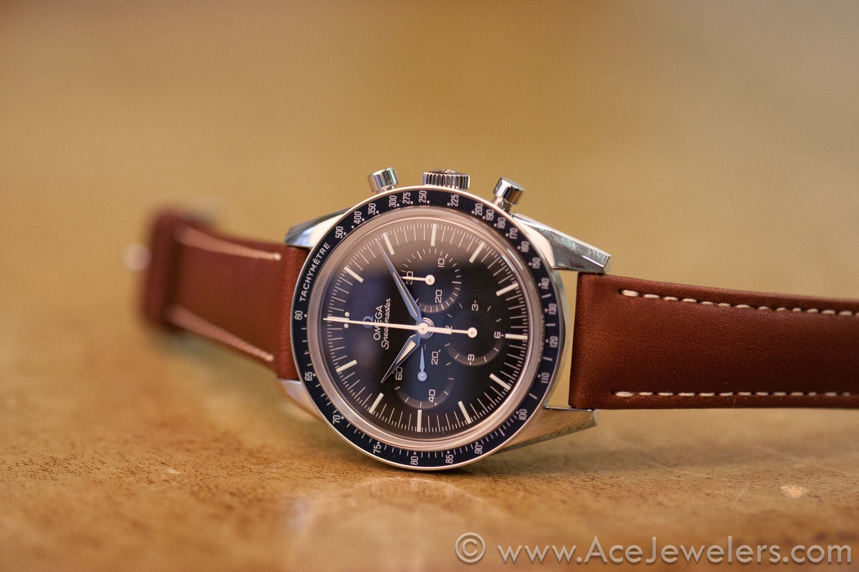Picture: Omega Speedmaster First Omega in Space ...