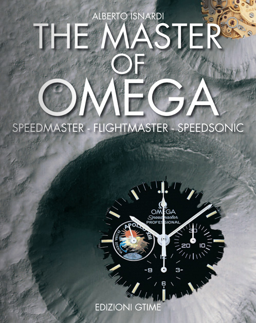 The Master of Omega - Book