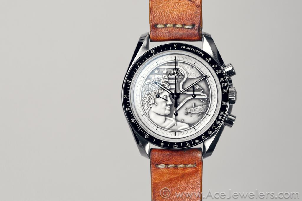 "Omega Authorized Dealer >> Added: Review - Omega Speedmaster ""Apollo XVII"" 40th ..."