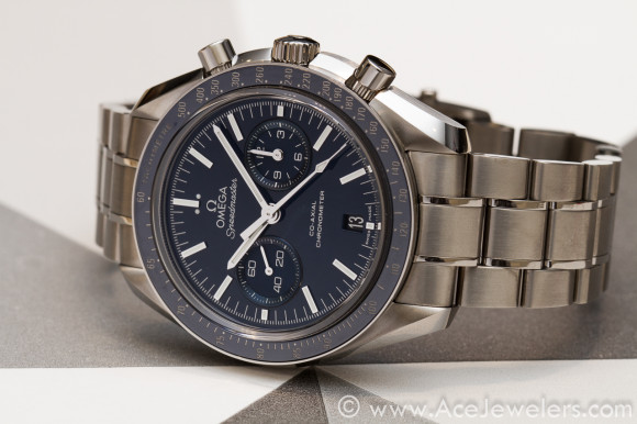 Omega Speedmaster 9300 Liquid Metal