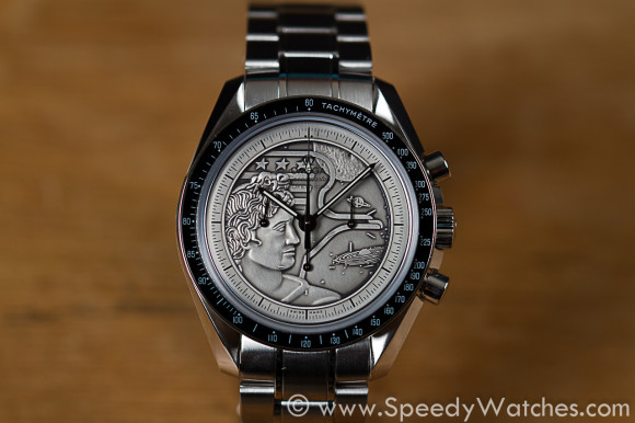 Omega Speedmaster Professional Apollo XVII 40th Anniversary 311.30.42.30.99.002