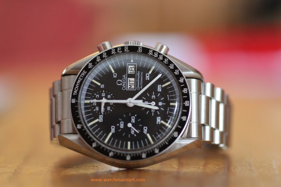 Omega Speedmaster Automatic 'Holy Grail' 376.0822