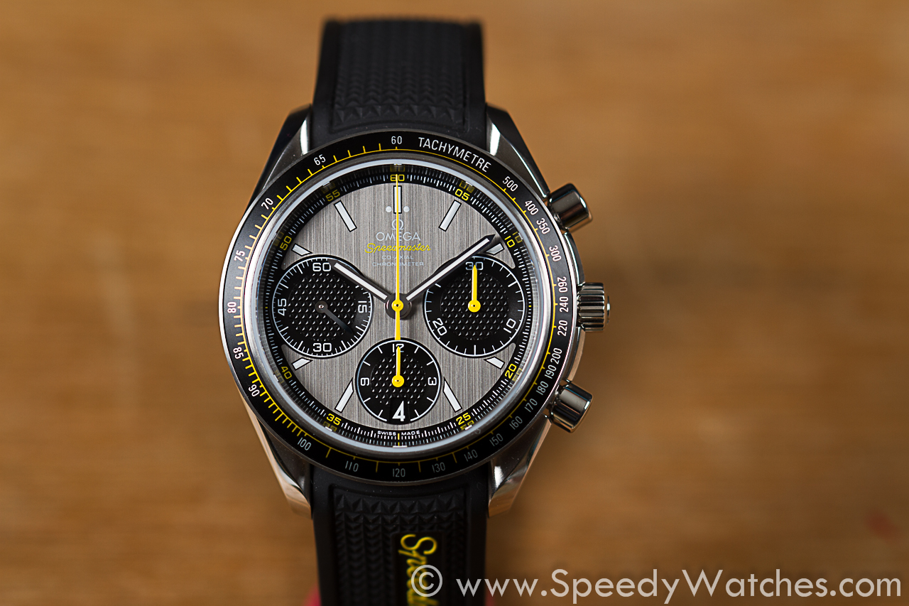 Omega Speedmaster Racing Review