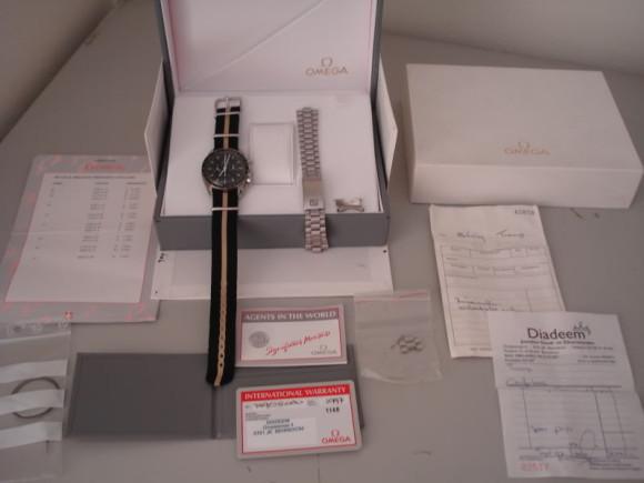 Omega Speedmaster Professional 3590.50.00