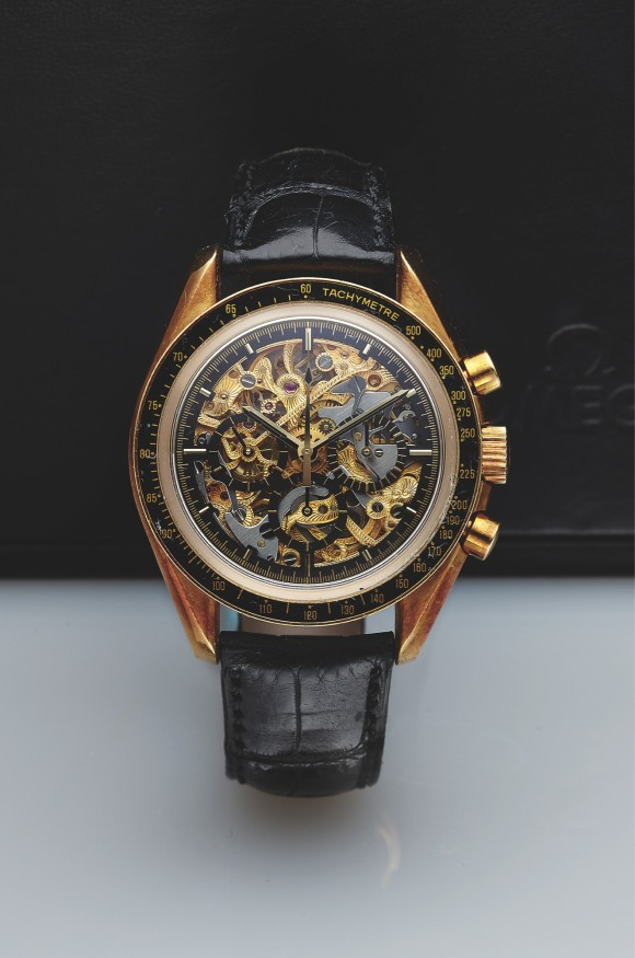Omega Speedmaster Professional Skeleton 145.0053