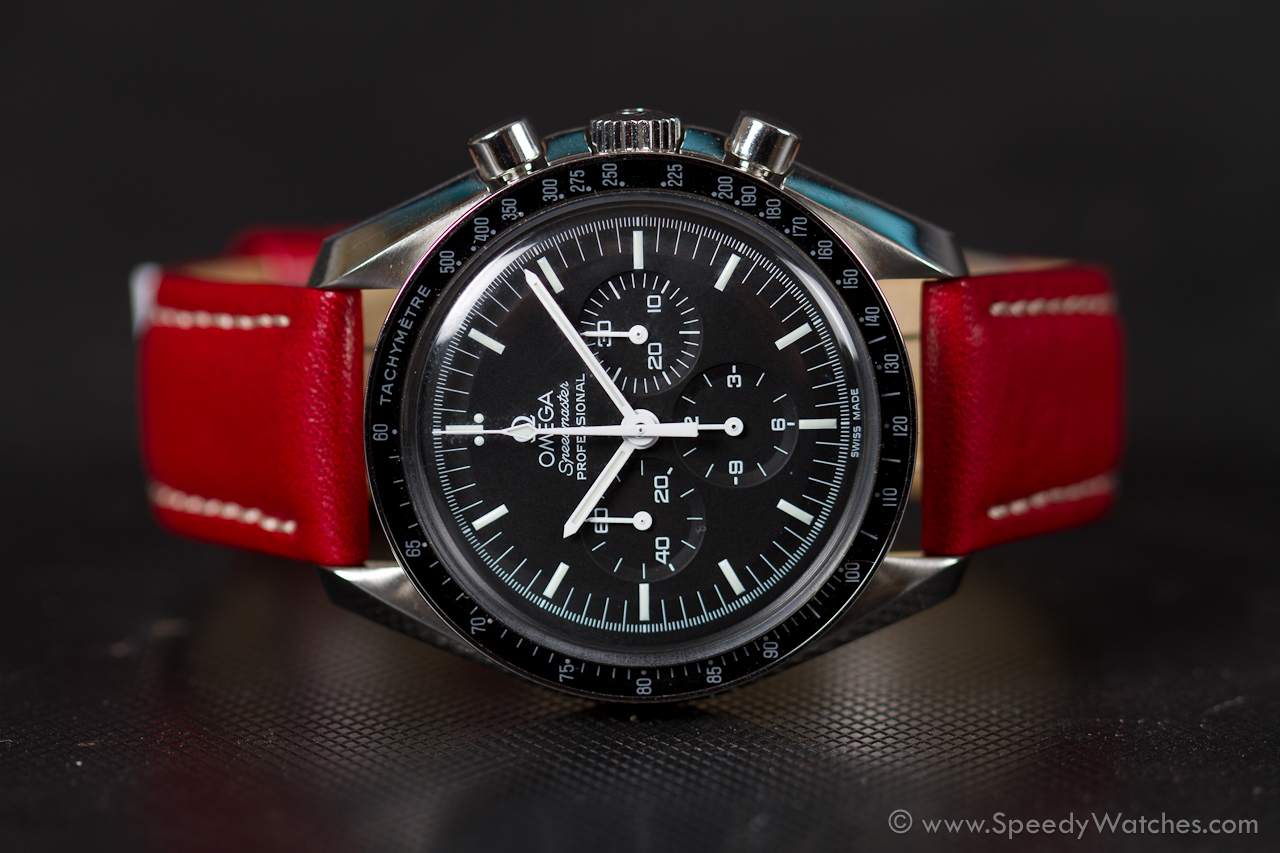 Omega Authorized Dealer >> Strap Change.. - SpeedyWatches