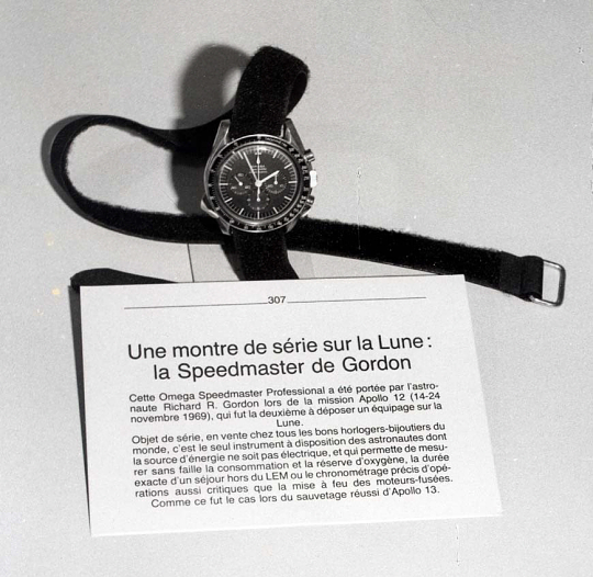 Omega Speedmaster Gordon 105.012