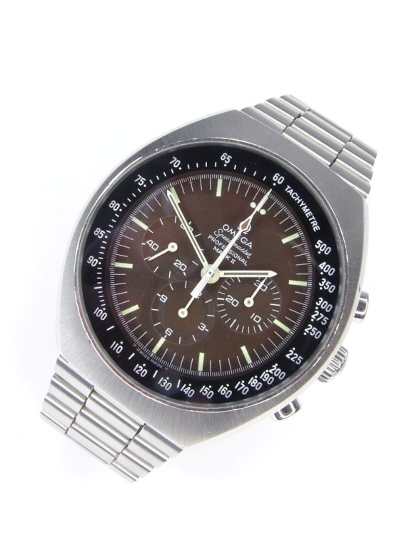 Omega Speedmaster Professional Mark II Tropical