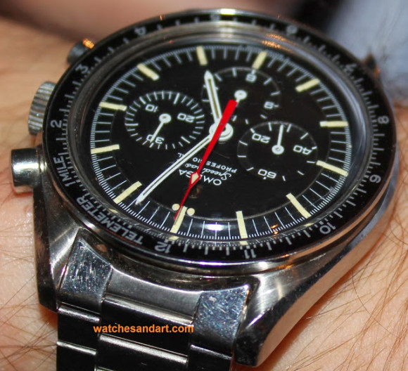 Omega Speedmaster Professional Red Seconds Counter