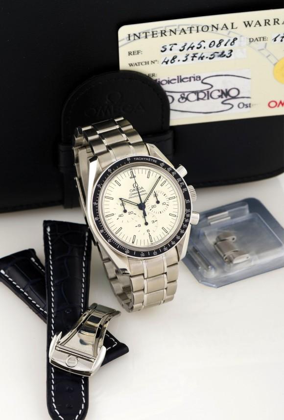 Omega Speedmaster Professional Italia 3593.20.00