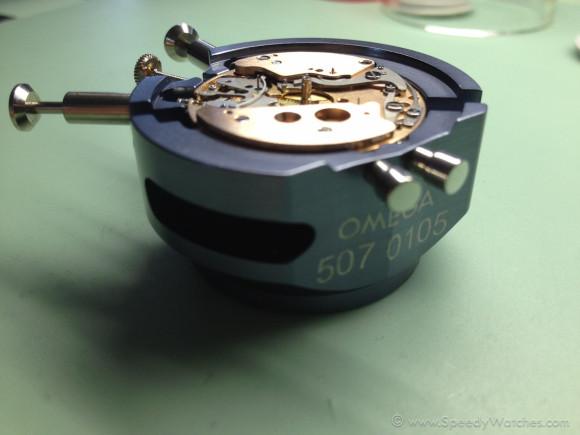 Omega Speedmaster Professional 'Radial' 145.022 ca. 1978, caliber 861.