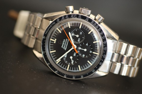Omega Speedmaster Professional 145.012 Orange Hand