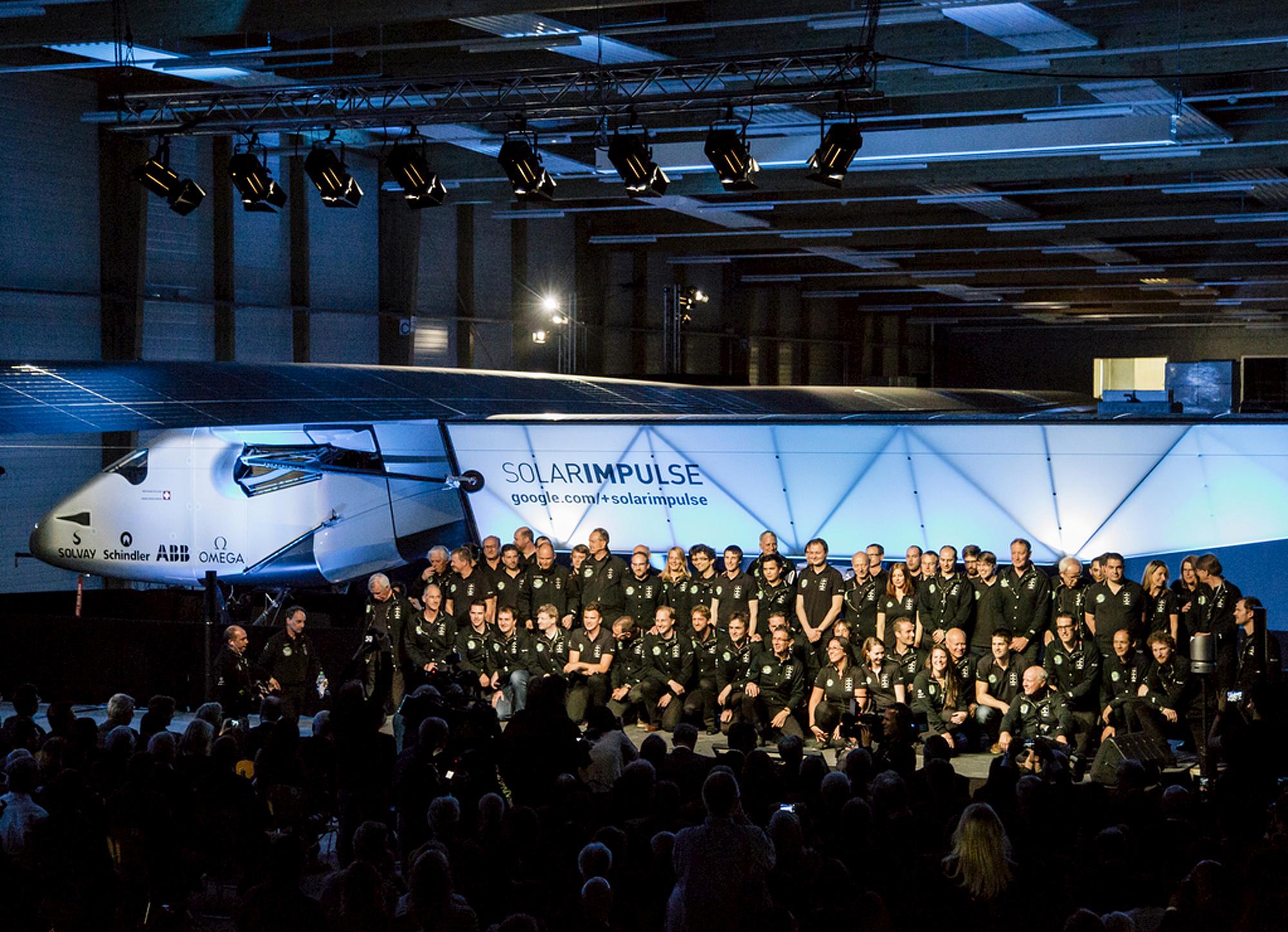 COPYRIGHT: Solar Impulse, Ackermann - rezo.ch