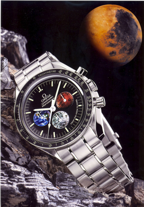 Omega Speedmaster Professional Moon to Mars 3577.50.00