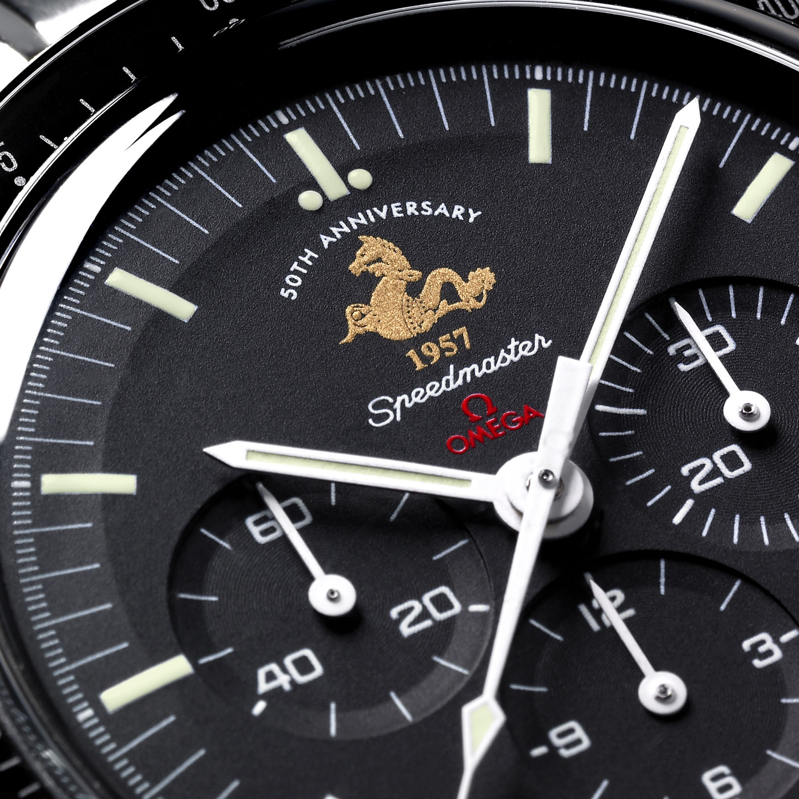 speedmaster 50th anniversary limited series