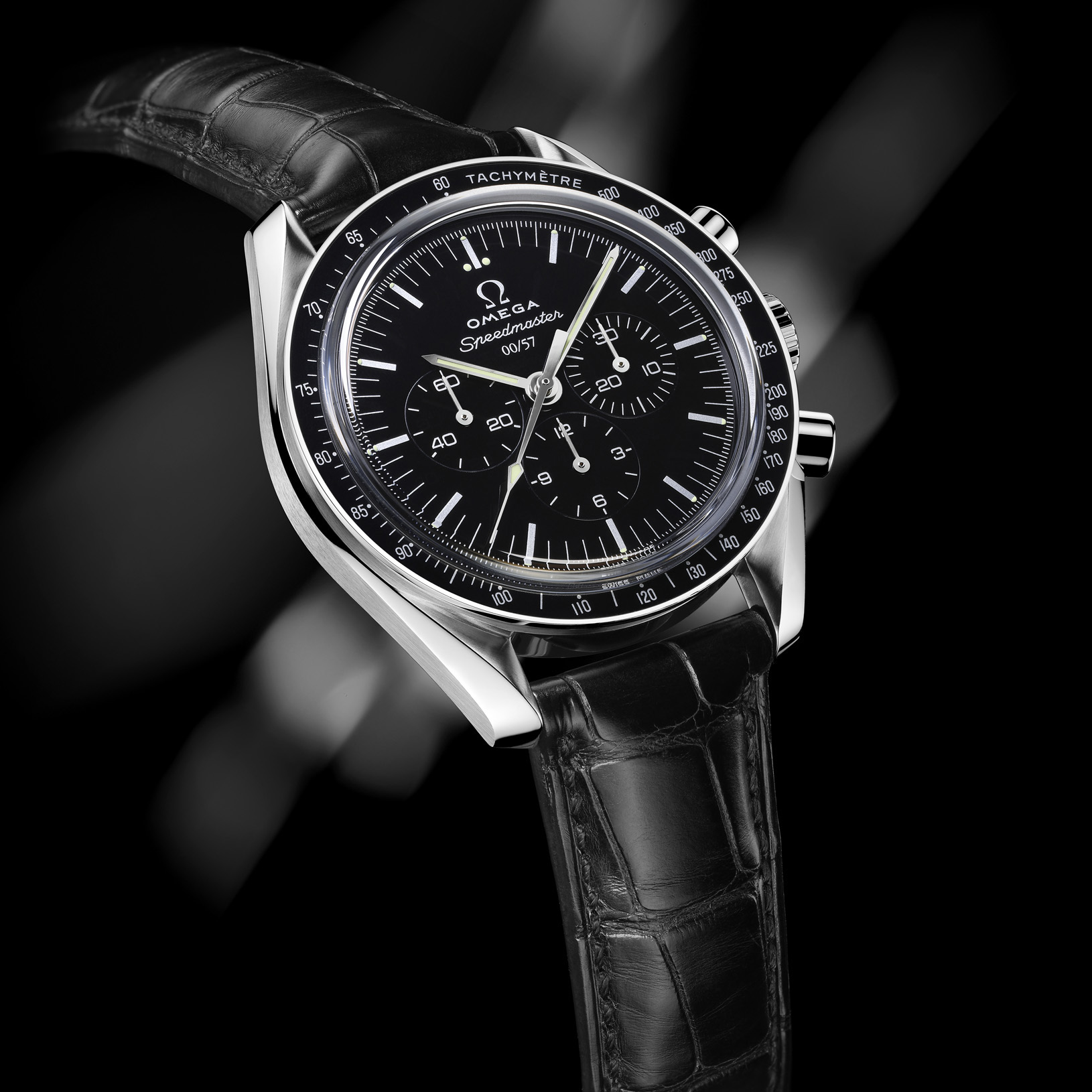 omega speedmaster co axial 1957 limited series speedywatches. Black Bedroom Furniture Sets. Home Design Ideas