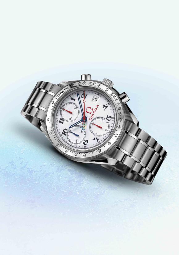 Omega Speedmaster Date Olympic Timeless 3516.20.00