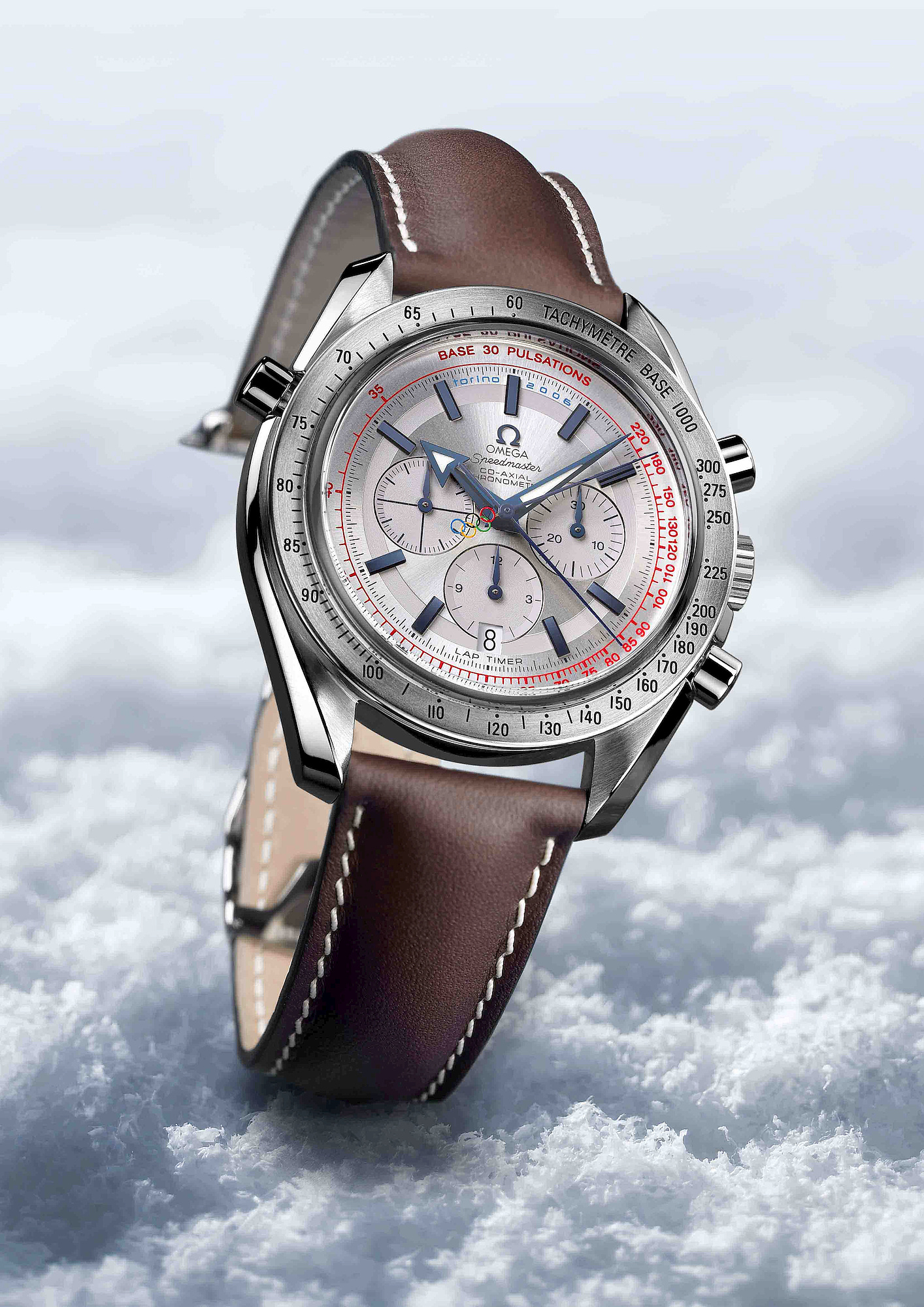 0d3eb423c4b Press Release - Omega Torino Olympic 2006 Collection - SpeedyWatches