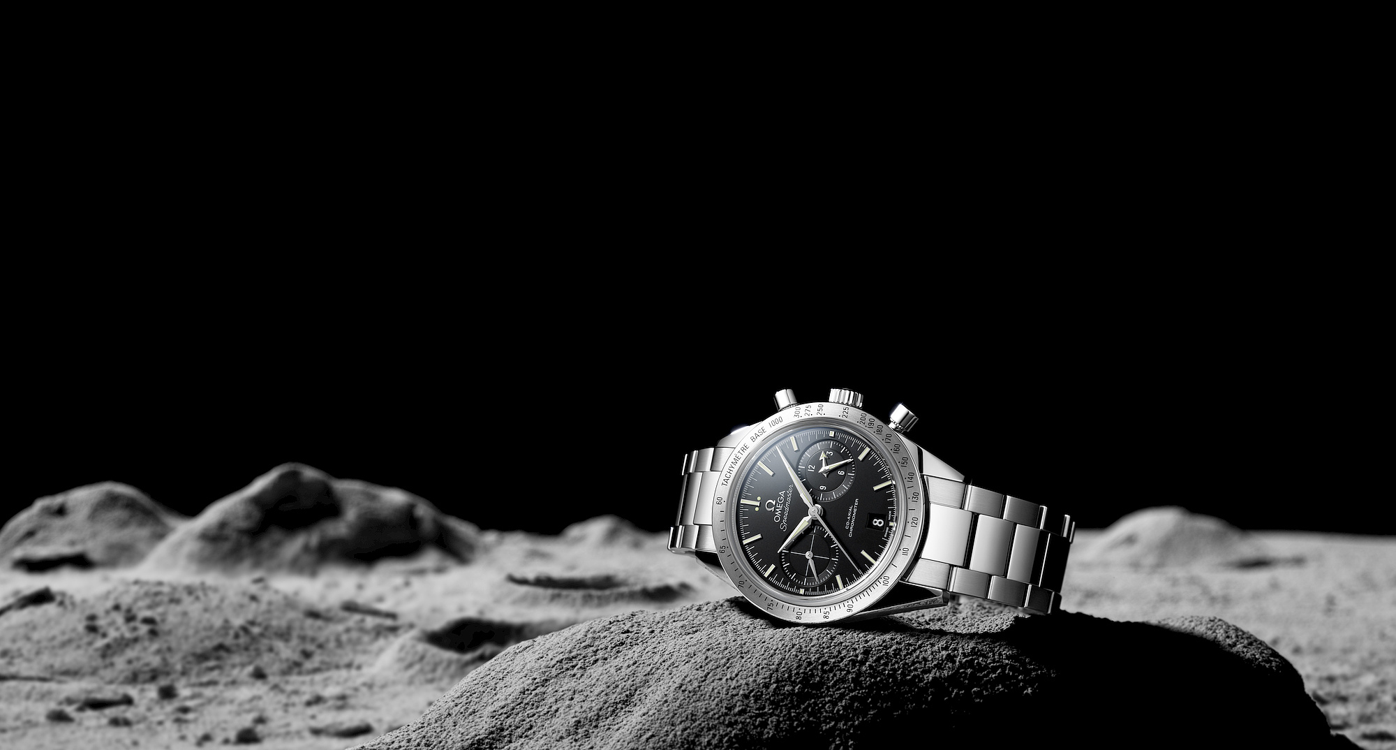 Press Release Speedmaster 57 Co Axial Chronograph