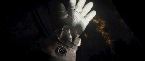 Omega Speedmaster in the Movie Gravity