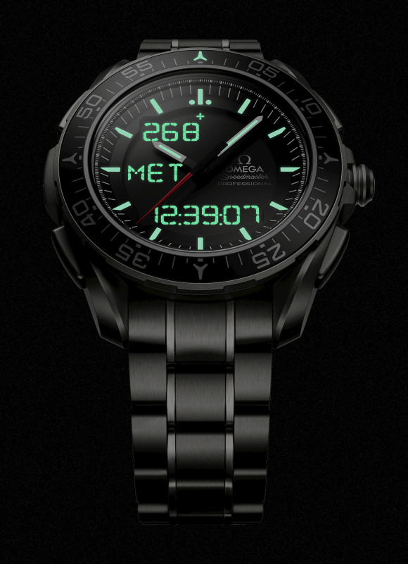 Omega Speedmaster Professional X-33 Skywalker 318.90.45.79.01.001