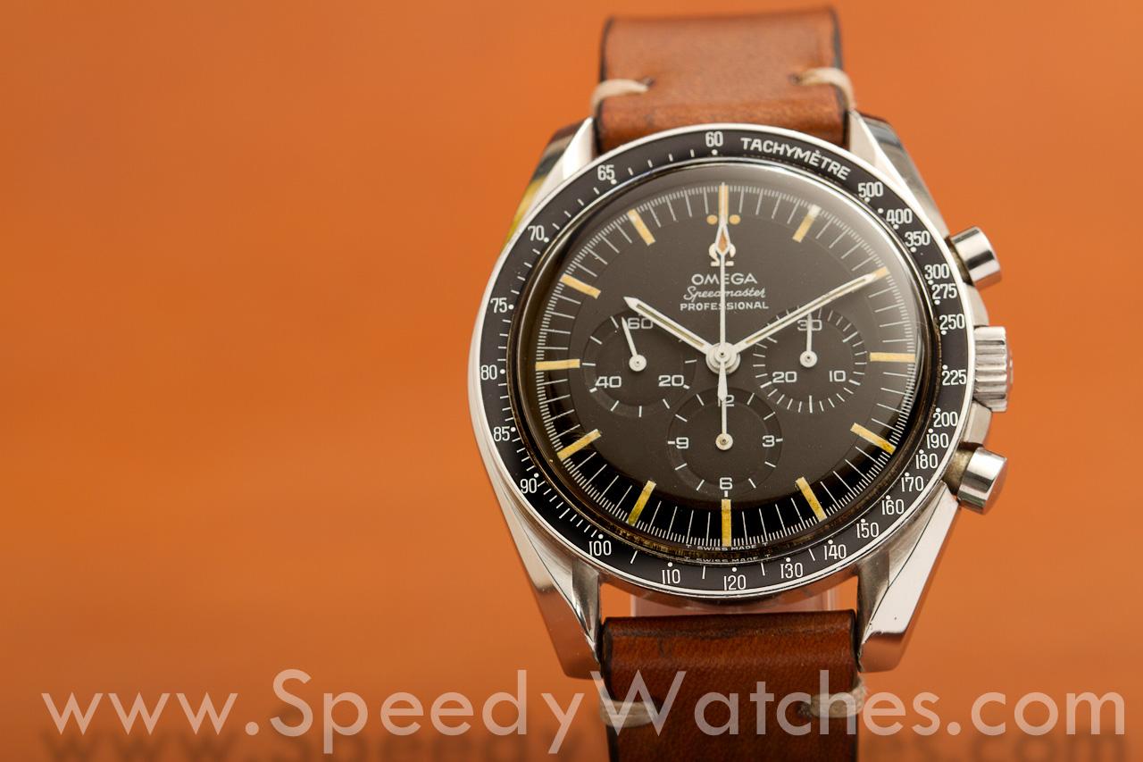 Omega Speedmaster Professional 105.012 CB case - Speedy Watches