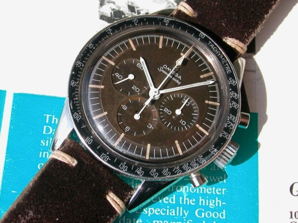 Omega Speedmaster 105.003 Tropical