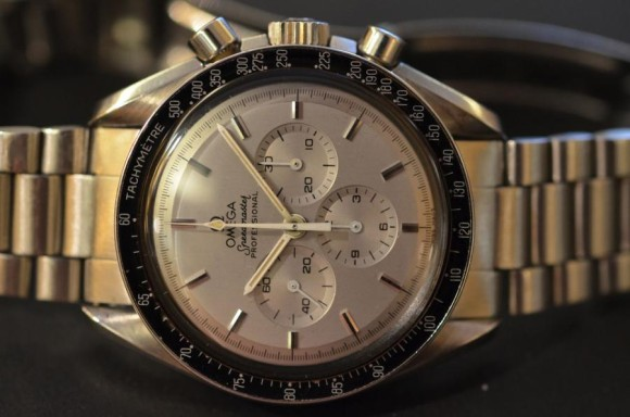 Omega Speedmaster Professional 145.022 Silver Dial