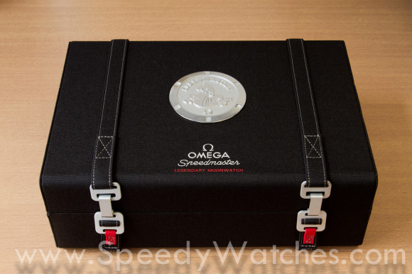 New Omega Speedmaster Box