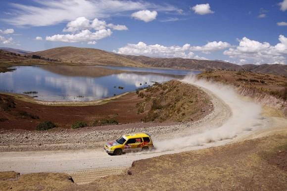 2010 Caminos del Inca Rally