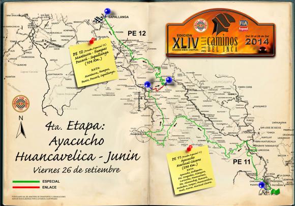 Los Caminos del Inca - Automóvil Club Peruano