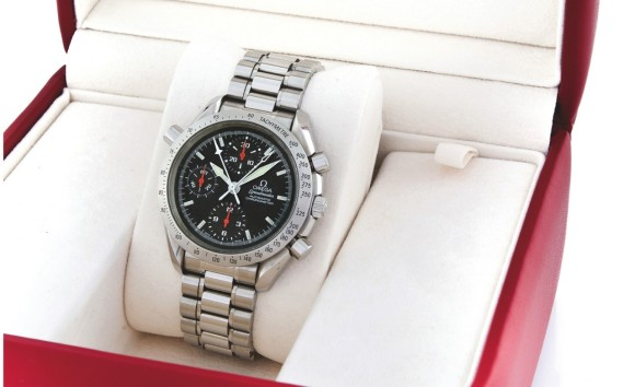 Omega Speedmaster Split-Seconds 175.0043 Trial Watch