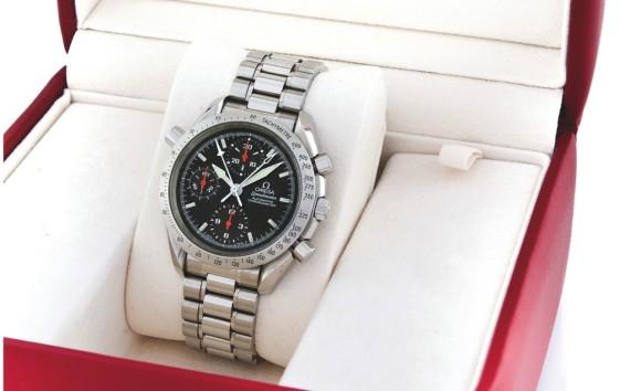 Omega Speedmaster Split-Seconds 175.0043 Trial Watch