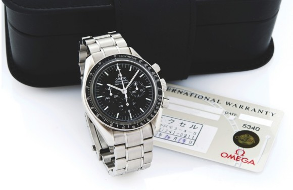 Omega Speedmaster Professional Galaxy Train 3571.50.00