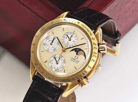 Omega Speedmaster Perpetual Calendar BA 175.0037
