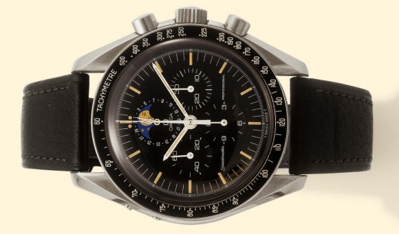 Omega Speedmaster Professional Moonphase 345.0809