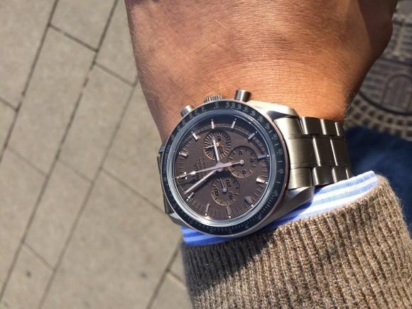 Omega speedmaster professional apollo 11 45th anniversary 311 62 42 30 - Speedy Watches