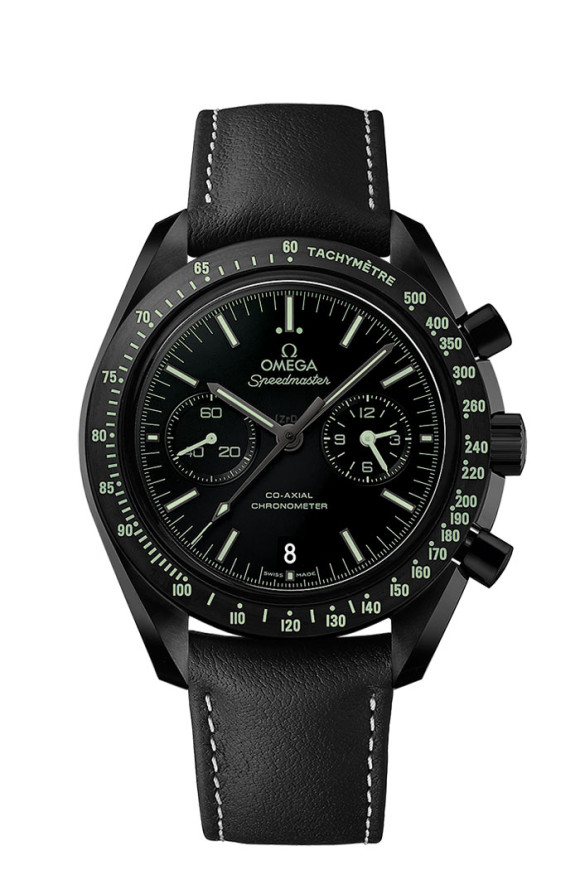 Omega Speedmaster Moonwatch 9300 Pitch Black 311.92.44.51.01.004