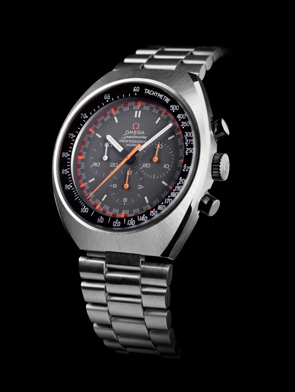 Omega Speedmaster Professional Mark II Racing