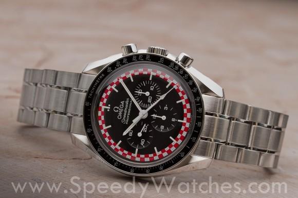Omega Speedmaster Professional 311.30.42.30.01.004 Racing / TinTin