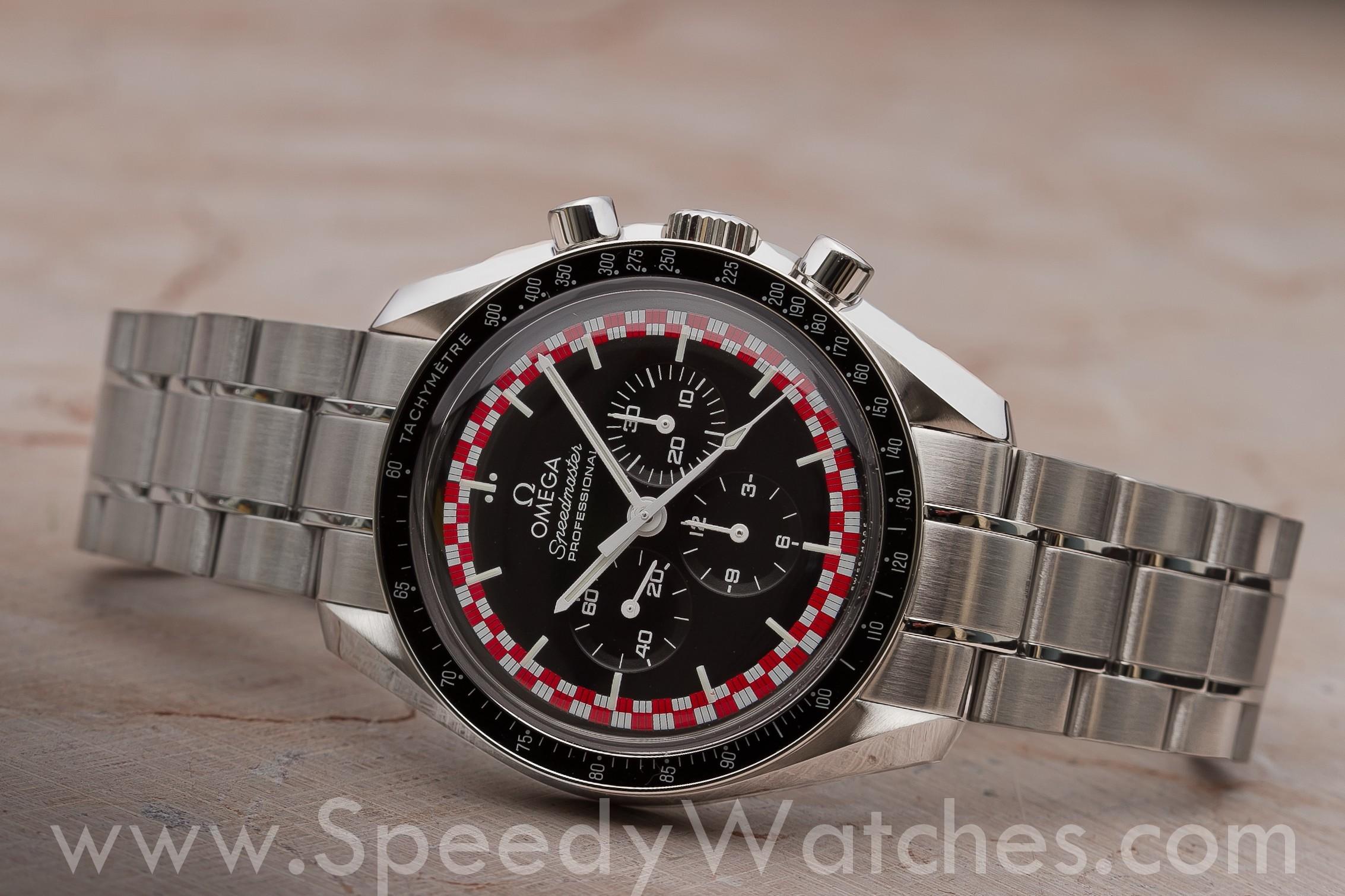 22e345144c5 Omega Speedmaster Professional 311.30.42.30.01.004 Racing   TinTin