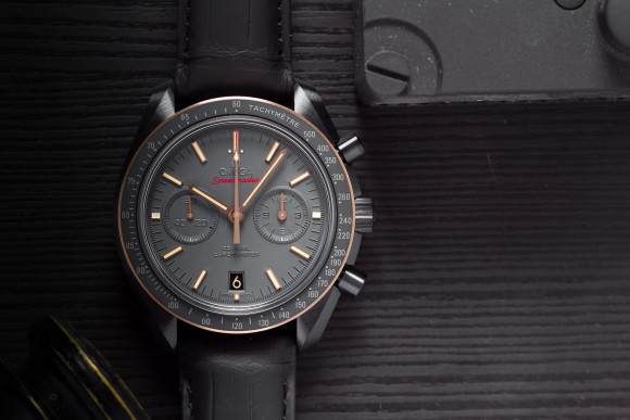 Omega Speedmaster Dark Side of the Moon Sedna Black 311.63.44.51.06.001