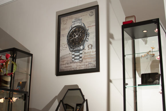 Ace Jewelers Omega Speedmaster Pop Up Store Gallery Lounge The Moon Room Amsterdam-1-2