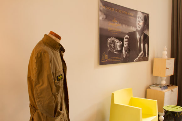 Ace Jewelers Omega Speedmaster Pop Up Store Gallery Lounge The Moon Room Amsterdam-5