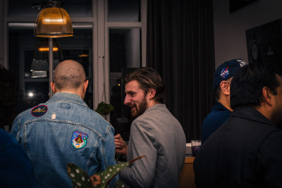 Ace Jewelers Omega Speedmaster Pop Up Store Gallery Lounge The Moon Room Amsterdam SpeedyTuesday Opening Night Jeroen Vink-14