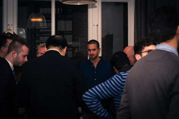 Ace Jewelers Omega Speedmaster Pop Up Store Gallery Lounge The Moon Room Amsterdam SpeedyTuesday Opening Night Jeroen Vink-2