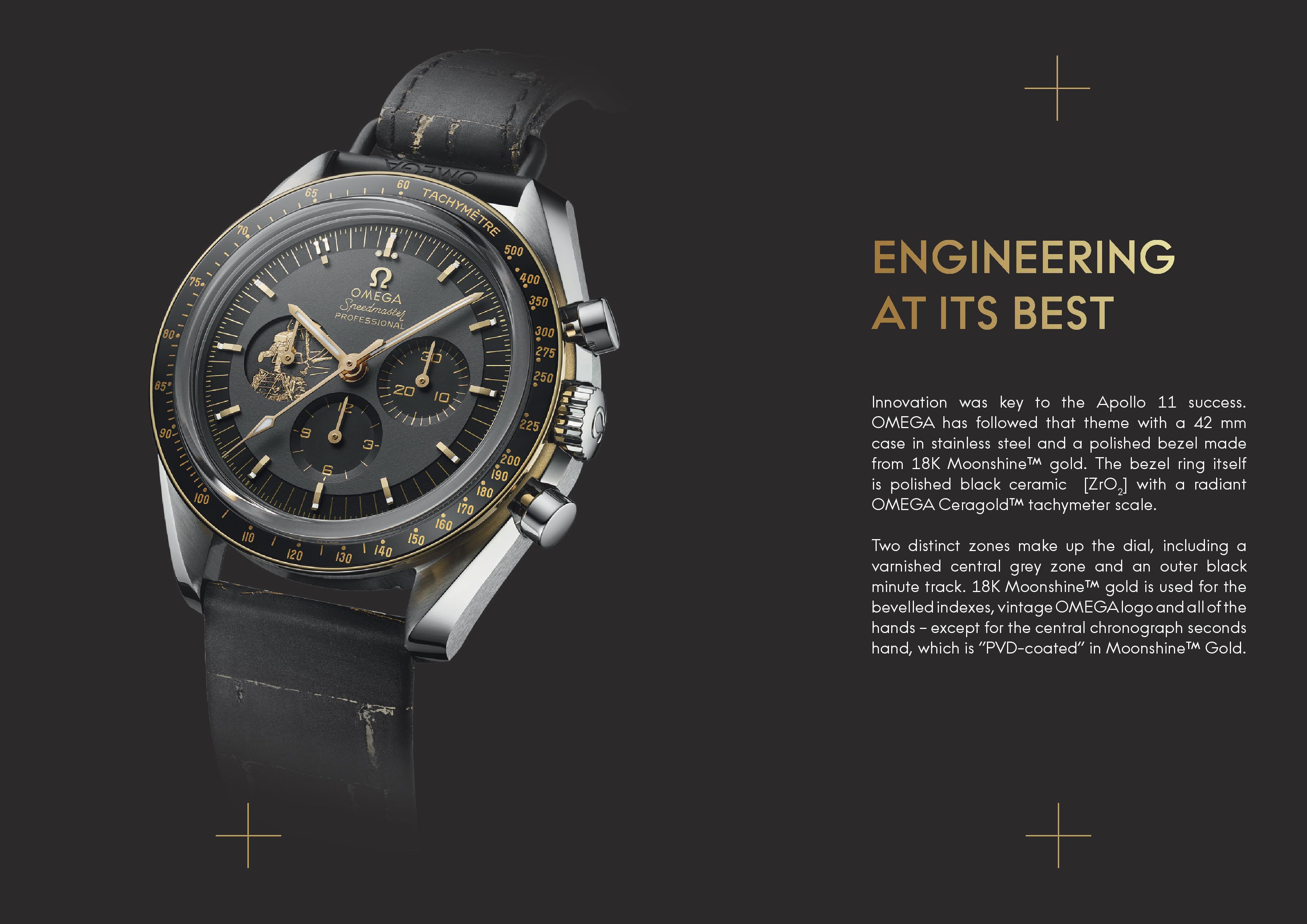 Press Release Omega Speedmaster Apollo 11 50th