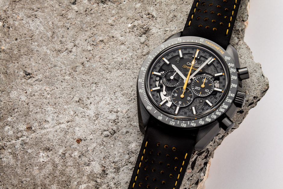 Omega Speedmaster Dark Side of the Moon Apollo 8 311.92.44.30.01.001: What's in the Box?