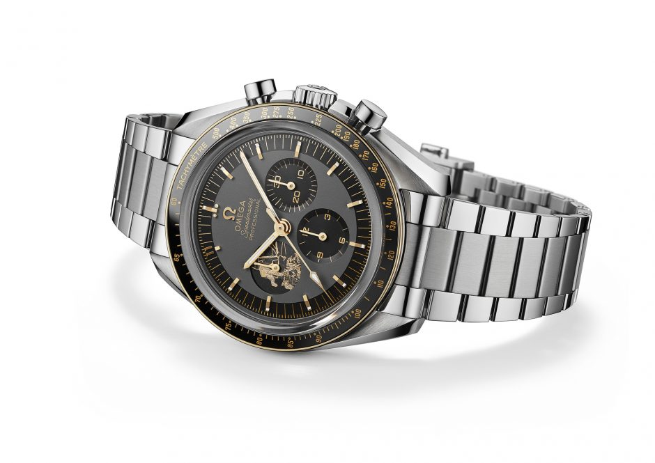 Press Release: Omega Speedmaster Apollo 11 50th Anniversary Limited Edition 310.20.42.50.01.001